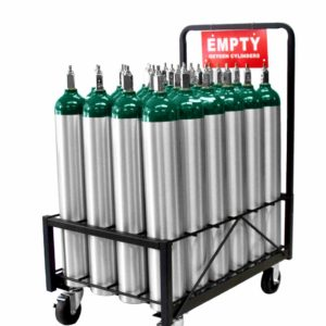 Warehouse Cylinder Carts